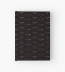 Red Mosquito Hardcover Journal