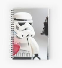 Tell someone you love them Spiral Notebook