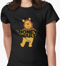 Honey Wars Women's Fitted T-Shirt