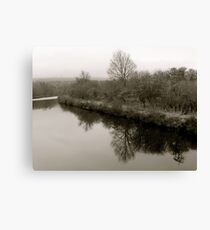 Loch Ness Reflections | Scotland Canvas Print