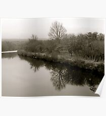 Loch Ness Reflections | Scotland Poster