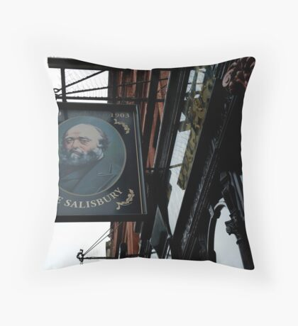 untitled #119 Throw Pillow