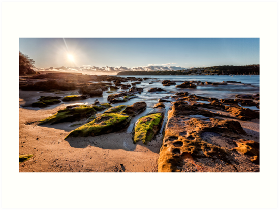 Balmoral rocks by Adriano Carrideo