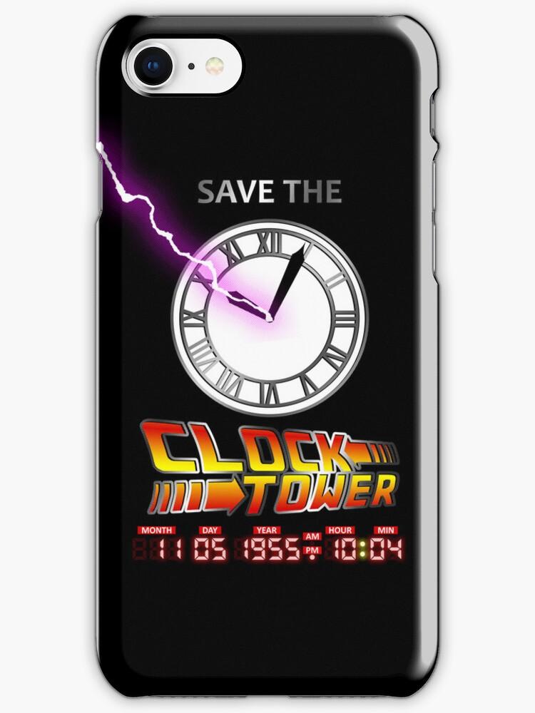 Save The Clock Tower by Paulychilds