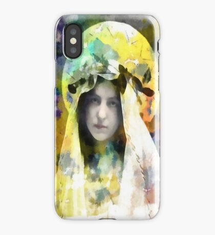 Hipster Madonna iPhone Case