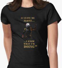 Kimi Raikkonen - Quotation Women's Fitted T-Shirt