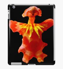 Clown Hair Baby - A new perspective on Orchid Life iPad Case/Skin