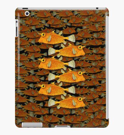 many fish (school) iPad Case/Skin