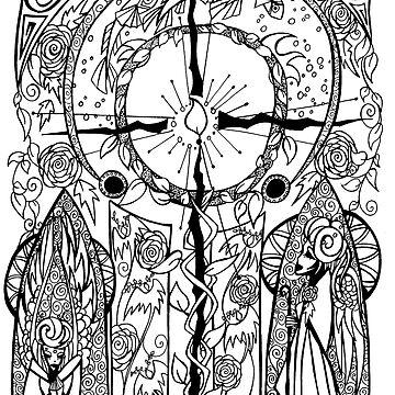 Celtic Cross by traubk