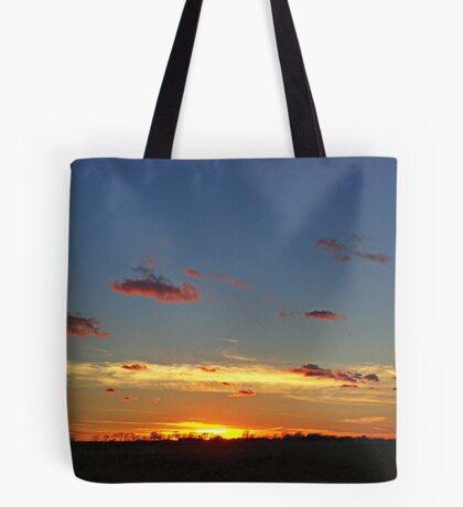 Prairie Starburst Tote Bag