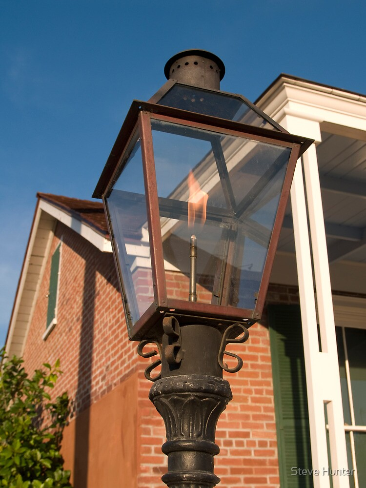 Whaley House Lamp by Steve Hunter