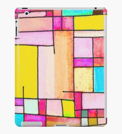 Abstract of city iPad Case/Skin