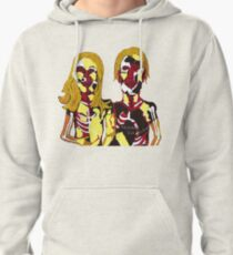 Sung Tongs Pullover Hoodie