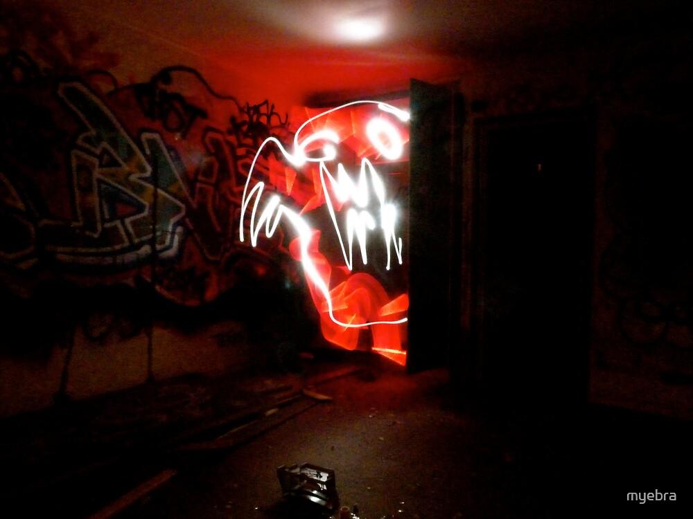 Light Monster in the California Hotel by myebra