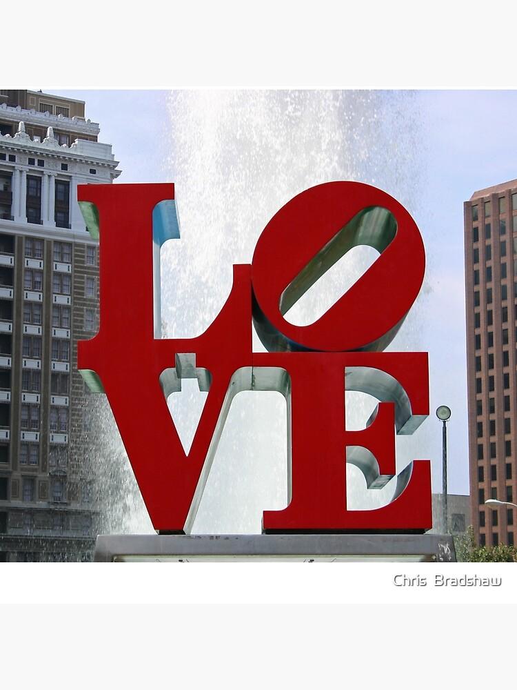 Love Park von chrisbradshaw22