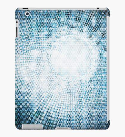 circle mosaic iPad Case/Skin