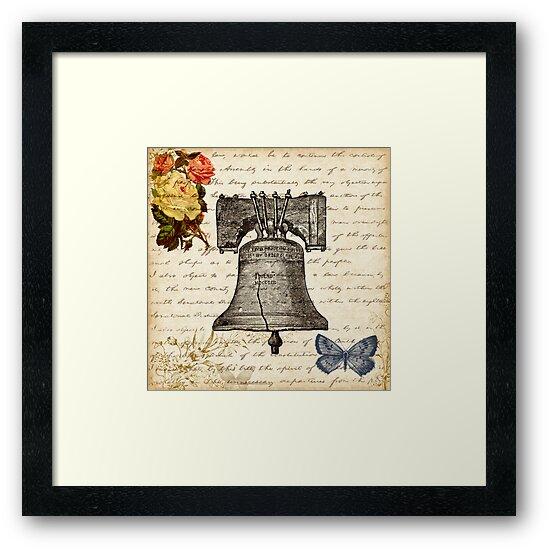 Vintage Bell by jewelsofawe