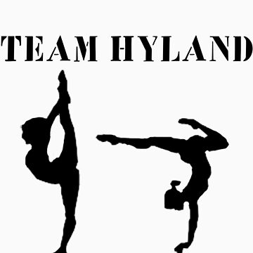 Team Hyland (In Black) by Roxyrode96