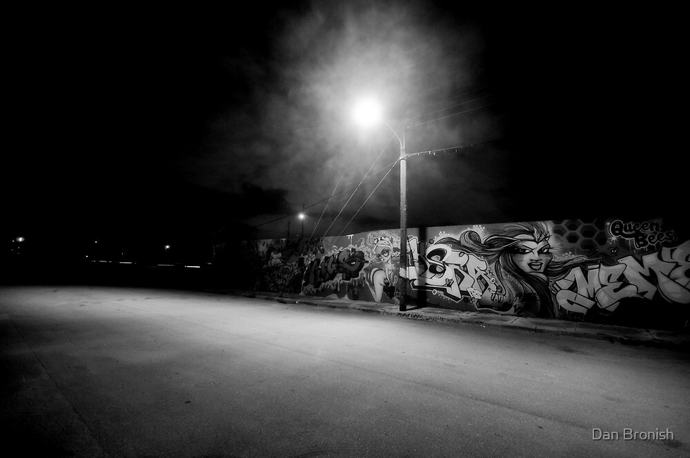 Restless in Miami by Dan Bronish