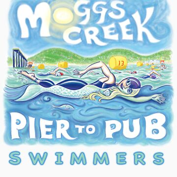 Moggs Creek Pier to Pub Swimmer by andyhook