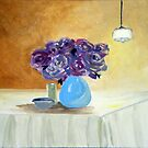 Flowers on a table by mselmes