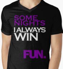Fun Men's V-Neck T-Shirt