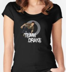 Team Drake Women's Fitted Scoop T-Shirt