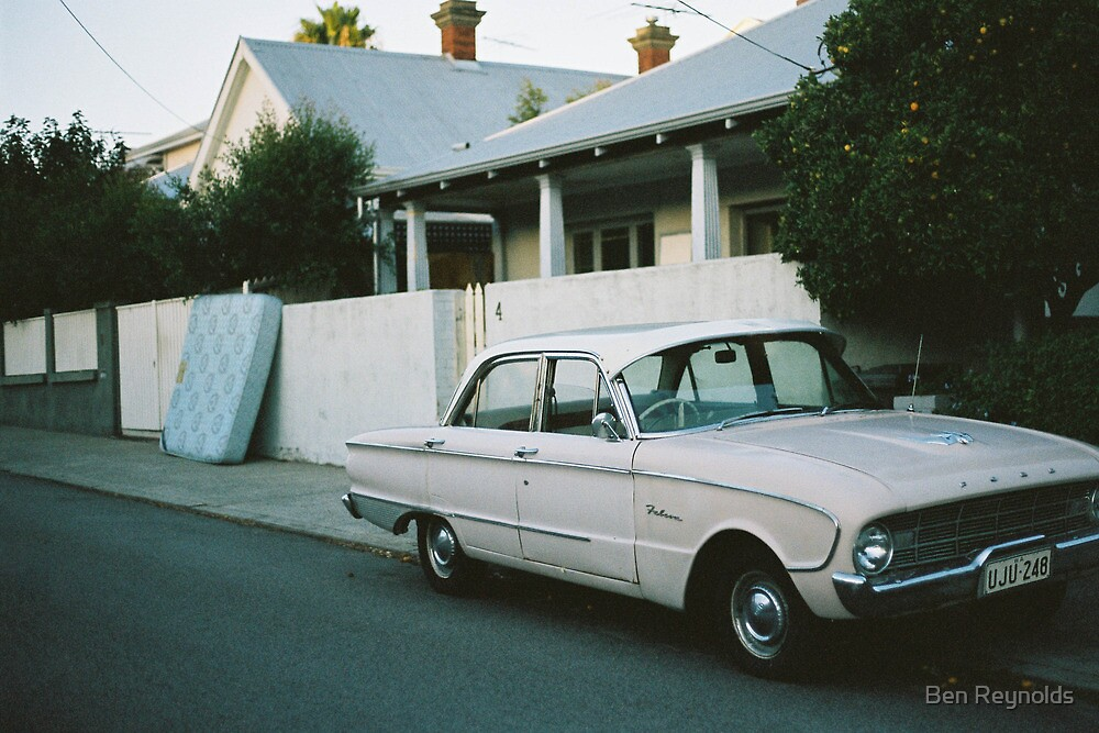 Northbridge, Car Series by Ben Reynolds