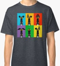 Greyhound Semaphore Classic T-Shirt