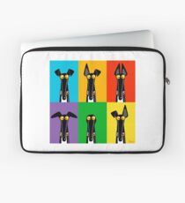 Greyhound Semaphore Laptop Sleeve