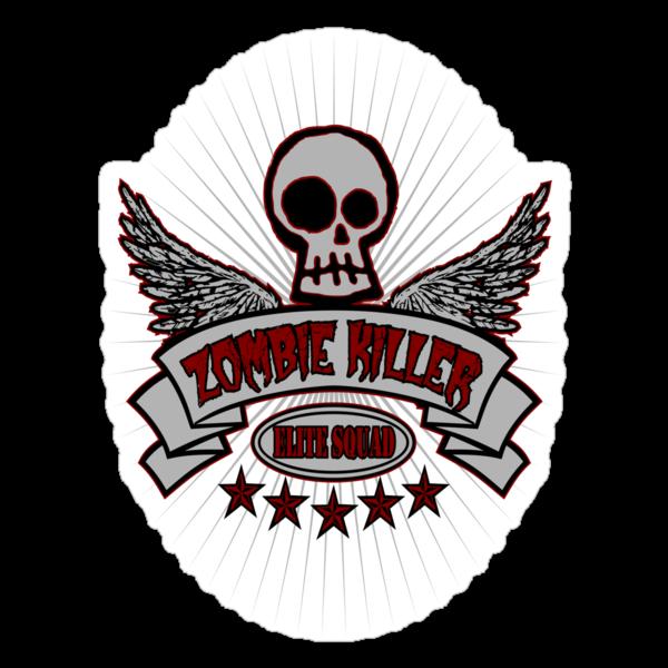 Zombie KIller Elite Squad by David Ayala