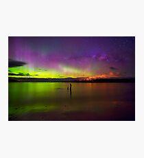 Randalls Bay Aurora Tasmania #6 Photographic Print