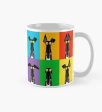 Greyhound Semaphor Becher Tasse