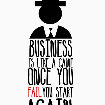 Business Game by RoboGFX