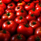Ripe Tomatoes by Johnny Furlotte