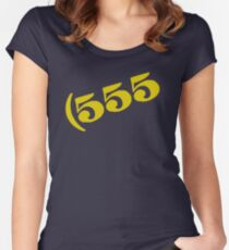 555 Women's Fitted Scoop T-Shirt