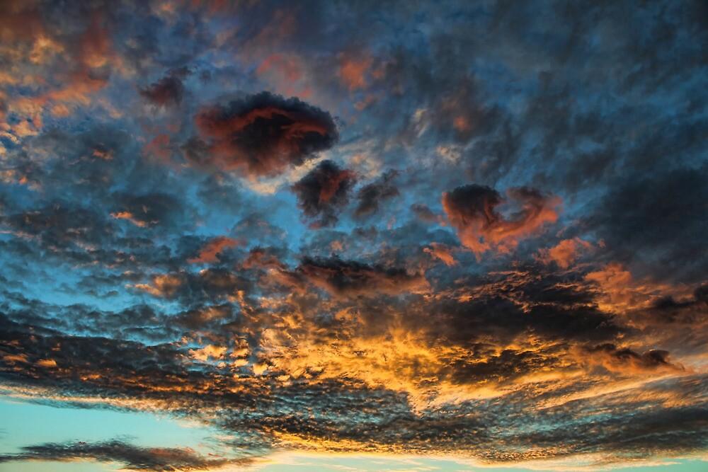 Cloud 20120830-127 by Carolyn  Fletcher