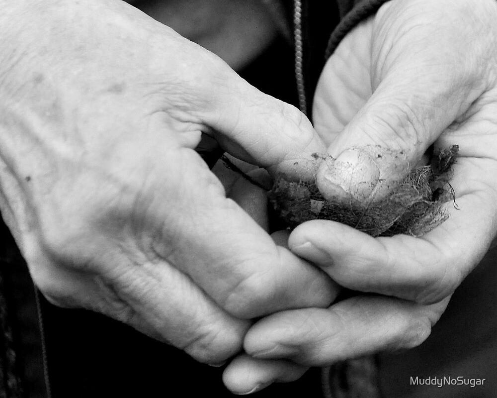 Mum's Hands by MuddyNoSugar