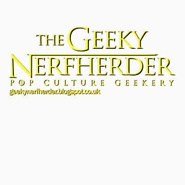 The Geeky Nerfherder - Thrones by GeekyNerfherder