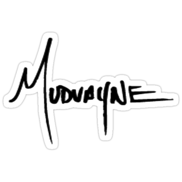 Quot Mudvayne Logo Unofficial Merchandise Quot Stickers By Loup