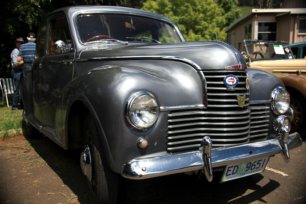 Vintage Car @ Wilmot School Fair by studiojunkyard