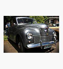Vintage Car @ Wilmot School Fair Photographic Print