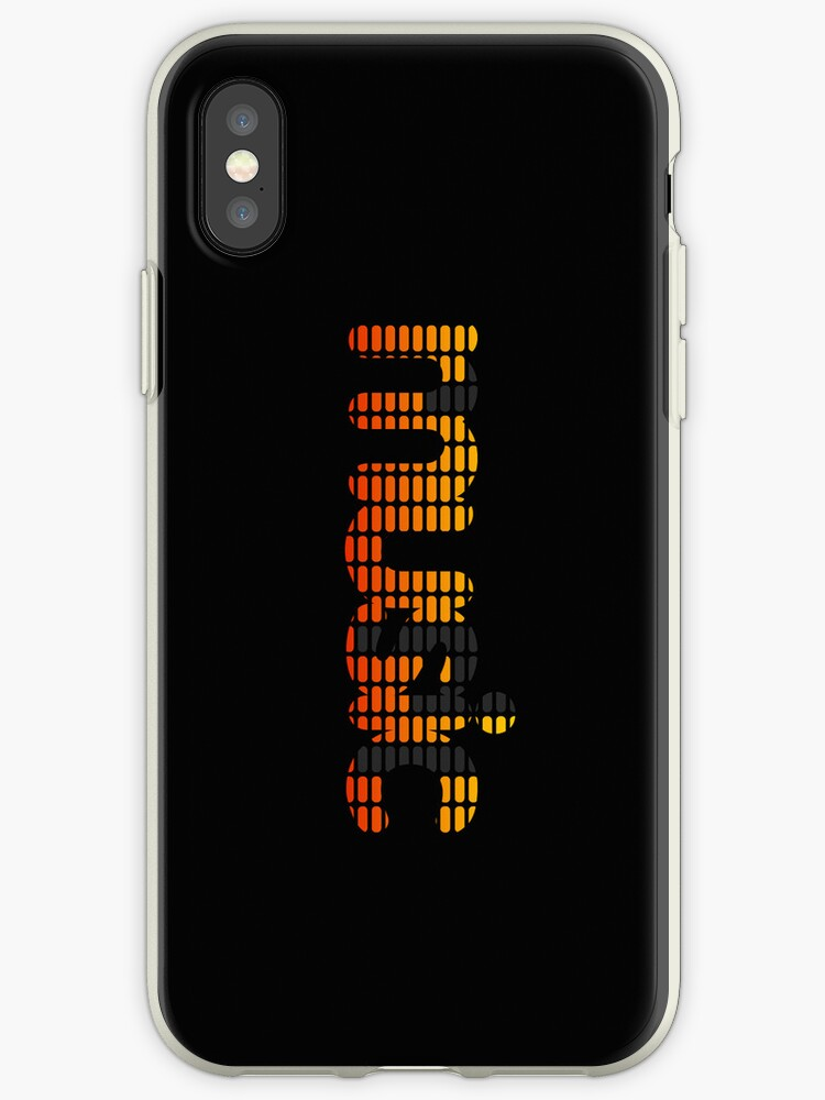 Music iPhone Case by Atalya