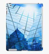 abstract city iPad Case/Skin