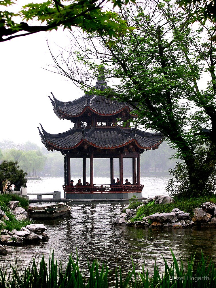 0101 Hangzhou, China by Hazel Hogarth