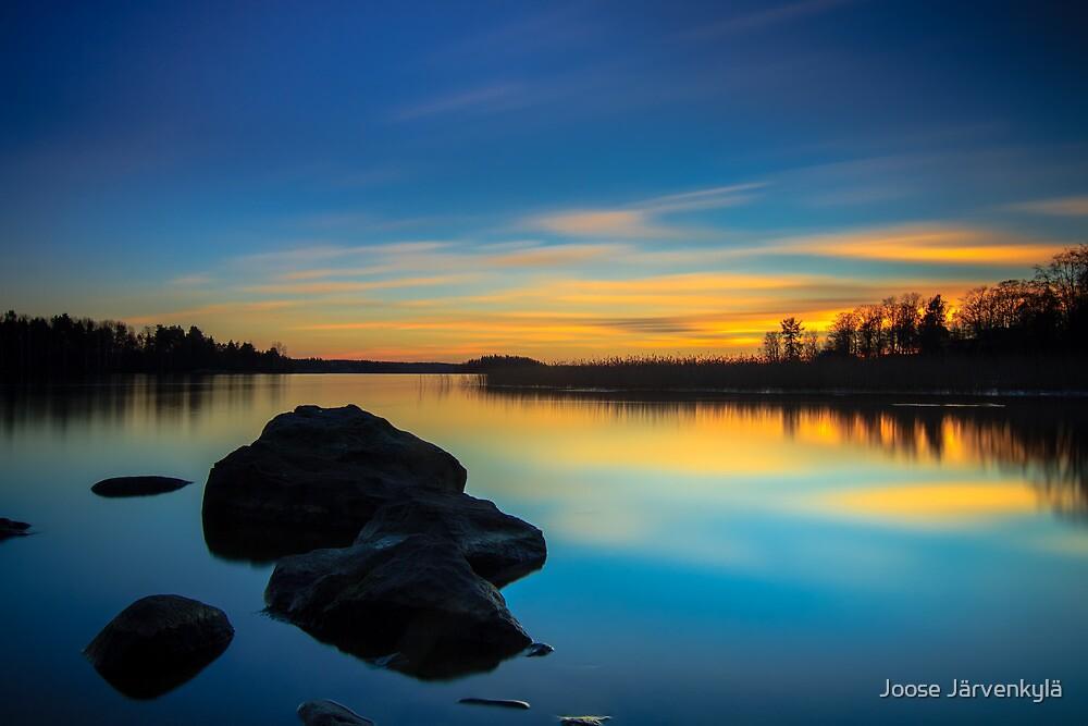 Towards the Blue by Joose Järvenkylä