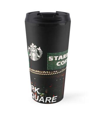 «Starbucks, Times Square » de jordan66