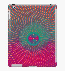 Coloured Swirl iPad case iPad Case/Skin