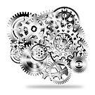 gear wheel by naphotos