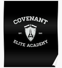Covenant Elite Academy Poster